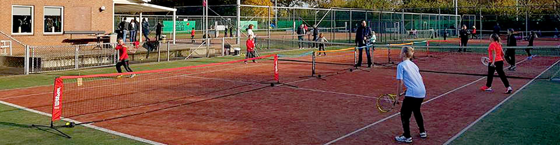 Tennis uitproberen