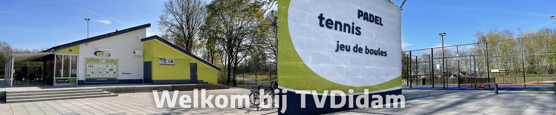 Welkom bij TVDidam